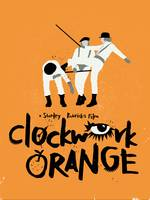 Alternative clockwork orange movie poster