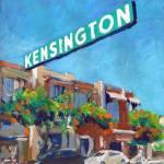Kensington Sign San Diego California by RD Riccoboni