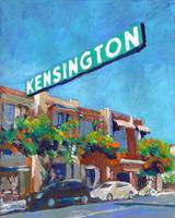 Kensington Sign San Diego California