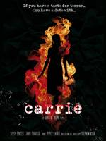 Alternative carrie movie poster