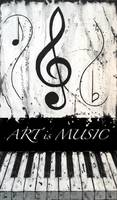ART is MUSIC-Music In Motion