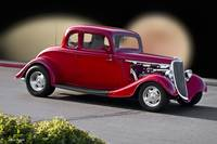 1934 Ford 'Red' Coupe