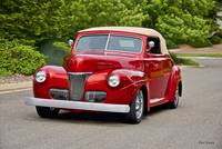 1941 Ford Deluxe Convertible I