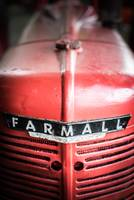 Farmall Agricultural Tractor.