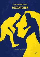 No788 My Foxcatcher minimal movie poster