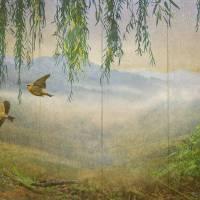 jungle goldleaf by r christopher vest