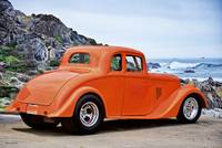 1933 Willys Coupe 'Look away child'