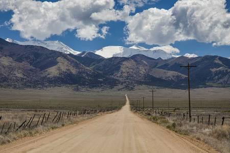 San Luis Valley Back Road Cruising