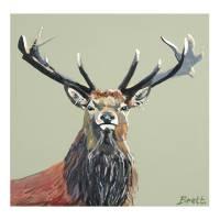 """""""Stag Lichen"""" by BrettHudsonArt"""