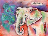 Dreamy Elephant