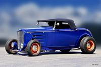 1932 Ford 'Blue Ragtop' Roadster I