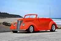 1937 Ford Cabriolet 'Old School Vibe' I