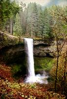 Upper Silver Falls, Oregon