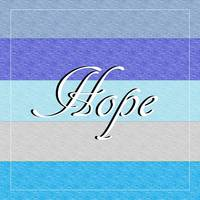HOPE on Blue