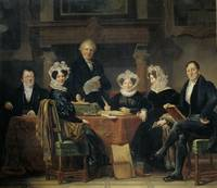 Regents and Regentesses of the Lepers' Asylum, Ams