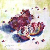 7 Fruits of Israel Series - Pomegranate