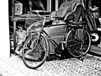 Old Bicycle Singapore