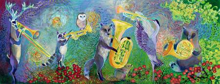 One Magical Evening with the Wild Brass Quintet