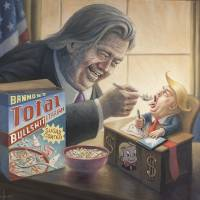 Feeding the Baby  by Mark Bryan