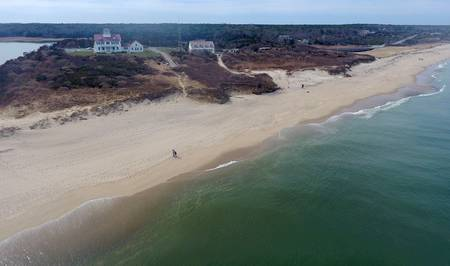 Coast Guard Beach Aerial