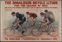 Bicycle Lithos Ad 1896