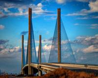 Indian River Inlet Bridge Southern Exposure