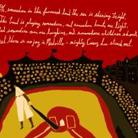 """""""Casey at the Bat"""" Art Prints & Posters by jay perkins"""