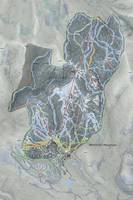 Whitefish Resort Trail Map