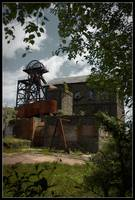 Ty Nant Colliery