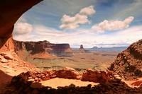 False Kiva, Canyonlands National Park
