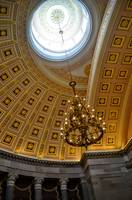 W7 United States Capitol Ceiling