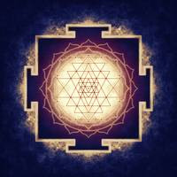 Sri Yantra Artwork 9