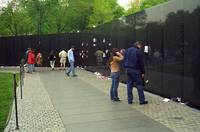 Vietnam Memorial Washington DC 2