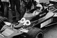Tom Pryce. 1975 Dutch Grand Prix