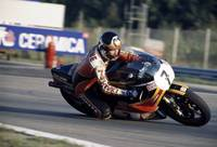 Barry Sheene. 1978 Nations motorcycle Grand Prix