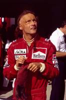 Niki Lauda. Marlboro McLaren International