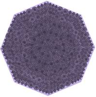 Encompassed (Soft Purple)