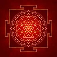Sri Yantra Artwork 10