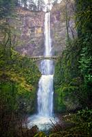 The Grandeur of Multnomah Falls