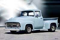1956 Ford F100 Stepside Pickup I