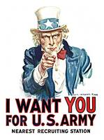 I Want You Uncle Sam Image