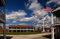 Fort McHenry Parade Ground and Barracks