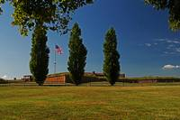 Fort McHenry Exterior