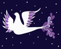 Prince of Peace Dove