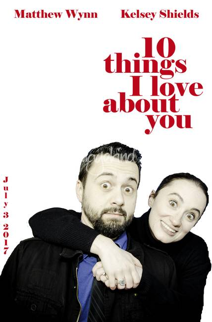 10 Things I Love About You Movie Poster