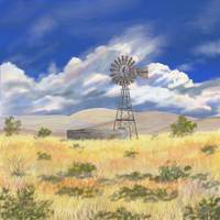 New Mexico Windmill 2
