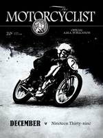Motorcycle Magazine Racer Number Two 1939