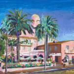 La Valencia Hotel La Jolla California by RD Riccoboni