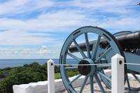 Fort Mackinac Cannon