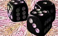 Dice Abstract